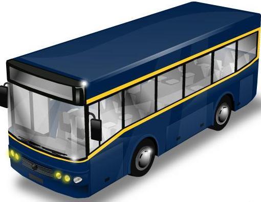 Общественным транспортом